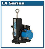 Unimeasure社製ワイヤ式センサ LXシリーズ