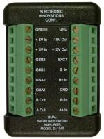 2Chプログラムアンプ EI-1040