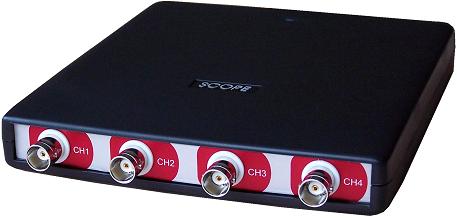 HS4 DIFF (USBオシロ)