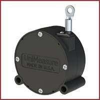 Unimeasure社製ワイヤ式センサ FXシリーズ