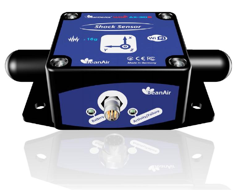 Wilo AX-3DS 無線衝撃計