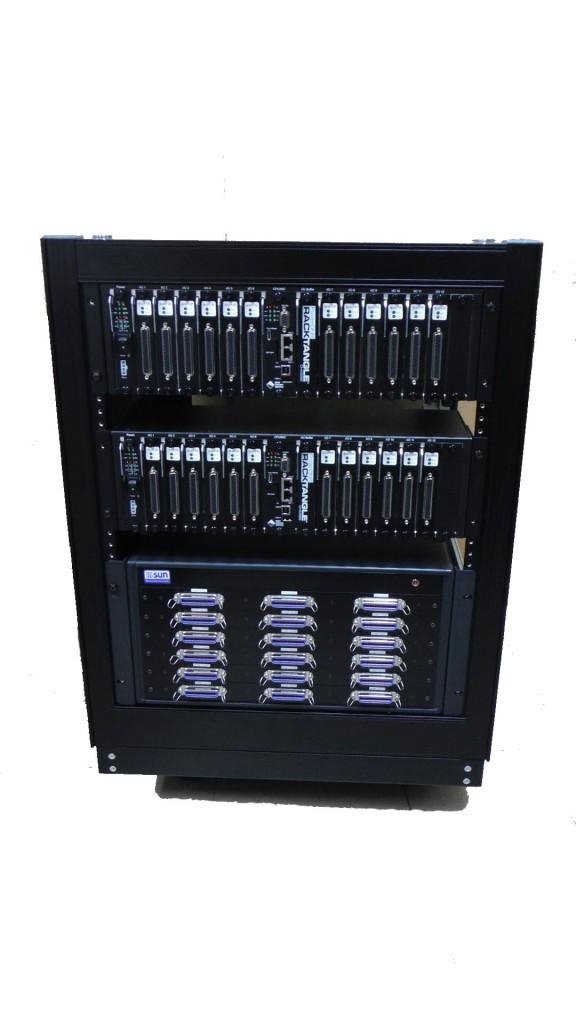 多チャンネルデータ収集システム dascom2000