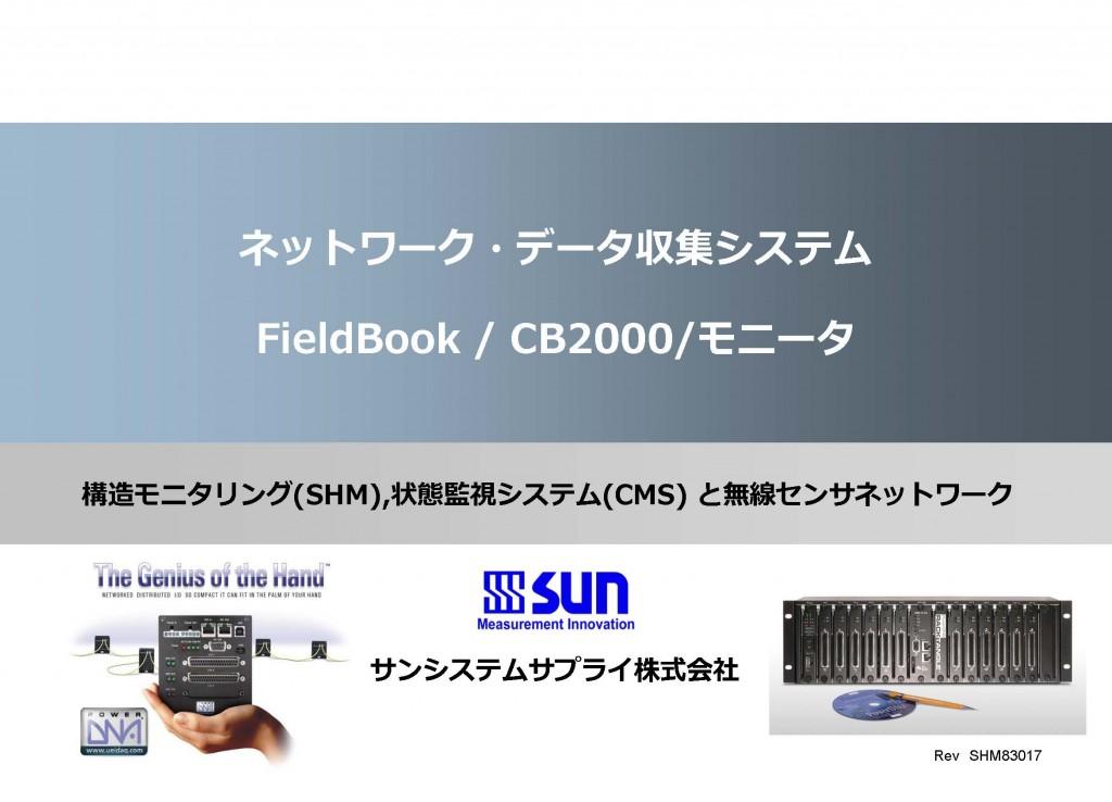 計測システム総合(FB/CB)